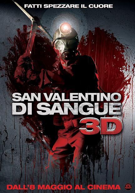 Horror e divertimento il 3d con san valentino di sangue for Sedia horror