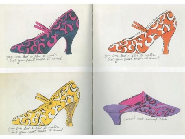 la moda in arte andy warhol