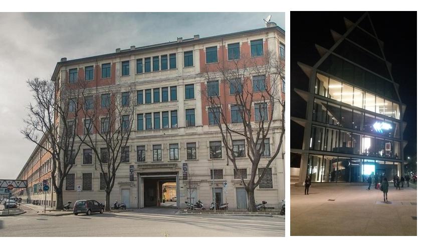 Base e Fondazione Feltrinelli sedi Bookcity Milano