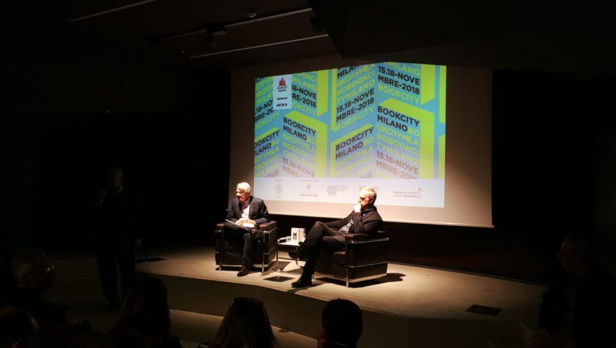 Incontro tra De Bortoli e Scurati a Bookcity Milano