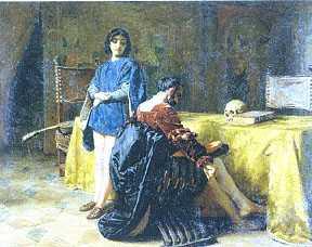 3 il conte di lara 1901 - Dipinse il bagno turco ...