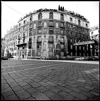 Marcello piacentini dal razionalismo architettonico al for Architetto di interni roma
