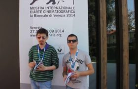The look of Whipart about Venezia 71