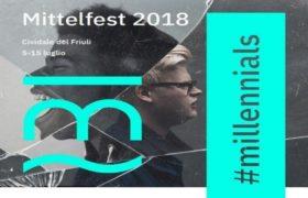 "Mittelfest 2018, ""Millennials"" @ Cividale del Friuli (UD)"