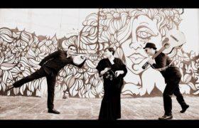 Claudio e Diana, gli ultimi romantici per Napoli Expò Art POLIS