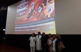 Gli Incredibili 2 al Gemelli di Roma per una nuova stagione nella Sala MediCinema