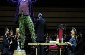 Vicenza Opera Festival, Falstaff @ Teatro Olimpico