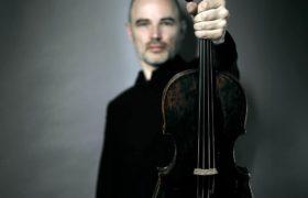Christophe Desjardins con la Nuova Scarlatti per il IV concerto dell'Autunno Musicale