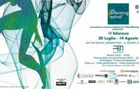 ArtPerformingFestival: a Napoli il mondo che verrà