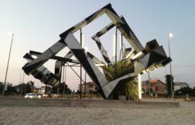 Open AC a FestiWall, l'installazione che scuote Ragusa.