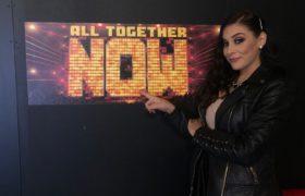 Lucya Allocca ritorna su Canale 5 come giudice del muro di All Together Now