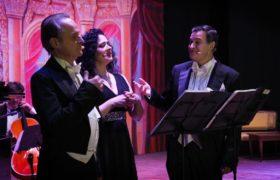 Splendore musicale e solidarietà al concerto di Capodanno dell'associazione Noi per Napoli al teatro Delle Palme