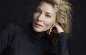 L'attrice e produttrice Cate Blanchett Presidente della Giuria internazionale del Concorso Venezia 77