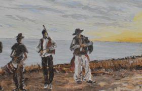 50 anni di pittura del Maestro Marcello Russo Krauss – La poesia del colore