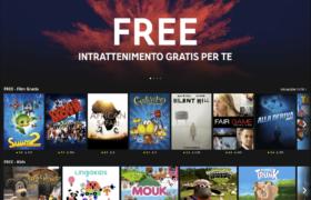 Il grande cinema gratis a casa è solo su Rakuten TV