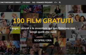 #IORESTOACASA: con The Film Club