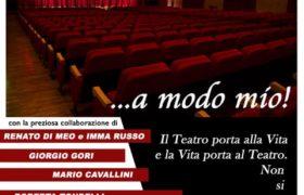 Riapro…a modo mio: il Teatro Bolivar approda in TV su ItaliaMia