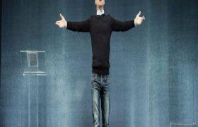 """""""Segnale d'allarme"""", di e con Elio Germano, da non perdere @ Mittelfest 2020"""