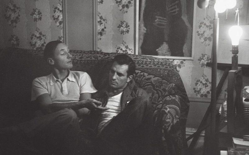 Jack Kerouac – 3, Neal Cassady, Lucien Carr e Beatrice Kozera