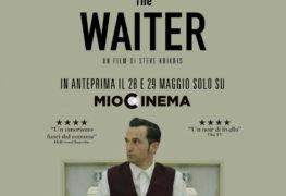 The Waiter di Steve Krikris, dal 4 giugno su MioCinema