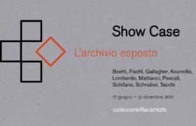 Show Case: L'Archivio esposto
