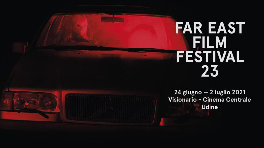 Far East Film Festival FEFF - Banner 2021