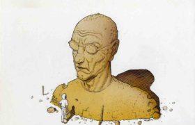 Alla ricerca di Moebius tra le sale del Mann