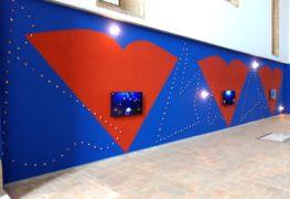 Il Pensiero Cosmico di Michele Zaza in mostra al Maschio Angioino di Napoli