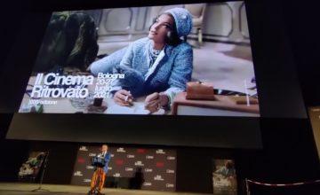 Inizia a Bologna XXXV edizione del Cinema Ritrovato