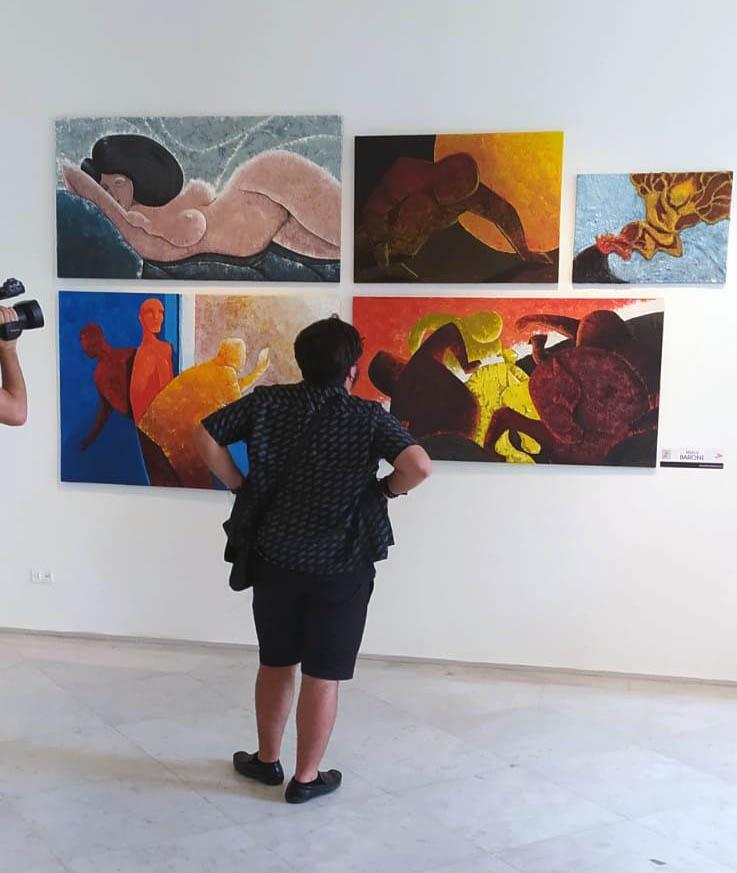 Napoli Expo Art Polis 2021
