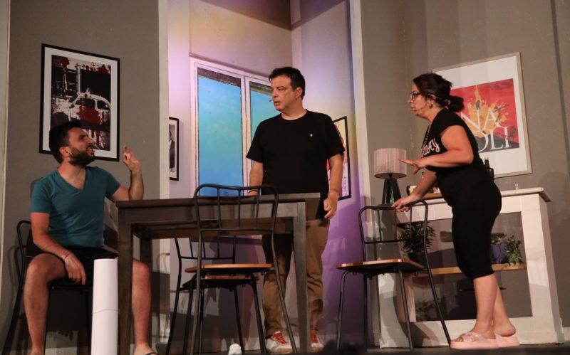 Paco De Rosa torna a teatro con Vita, ovvero la tempesta perfetta