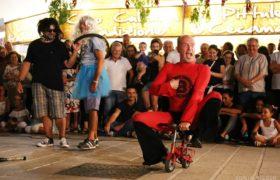Artinstrà: a Sant'Agnello il Festival degli artisti di strada